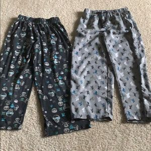 Other - 2 pairs of Boy's pajamas pants